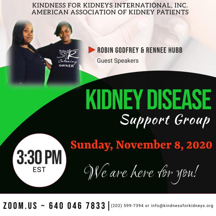 November 2020_Support Group Flyer
